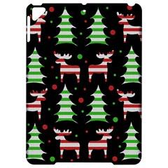 Reindeer Decorative Pattern Apple Ipad Pro 9 7   Hardshell Case