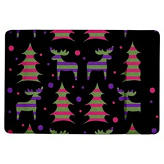 Reindeer Magical Pattern Ipad Air Flip by Valentinaart