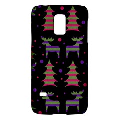 Reindeer Magical Pattern Galaxy S5 Mini by Valentinaart