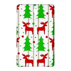 Reindeer Elegant Pattern Samsung Galaxy Tab S (8 4 ) Hardshell Case  by Valentinaart