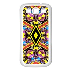 Spirit  Of Sweeden Redo Samsung Galaxy S3 Back Case (white) by MRTACPANS