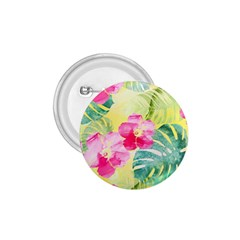 Tropical Dream Hibiscus Pattern 1 75  Buttons by DanaeStudio