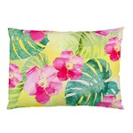 Tropical Dream Hibiscus Pattern Pillow Case 26.62 x18.9 Pillow Case