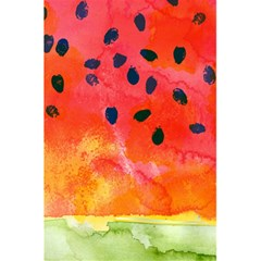 Abstract Watermelon 5 5  X 8 5  Notebooks by DanaeStudio