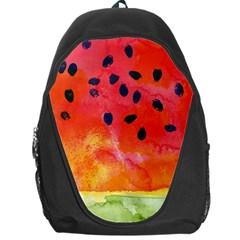 Abstract Watermelon Backpack Bag by DanaeStudio