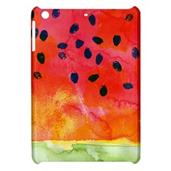 Abstract Watermelon Apple Ipad Mini Hardshell Case by DanaeStudio