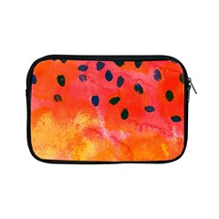 Abstract Watermelon Apple Ipad Mini Zipper Cases by DanaeStudio