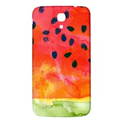 Abstract Watermelon Samsung Galaxy Mega I9200 Hardshell Back Case by DanaeStudio