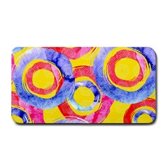 Blue And Pink Dream Medium Bar Mats by DanaeStudio