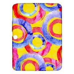Blue And Pink Dream Samsung Galaxy Tab 3 (10 1 ) P5200 Hardshell Case  by DanaeStudio