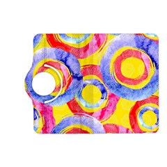 Blue And Pink Dream Kindle Fire Hd (2013) Flip 360 Case by DanaeStudio