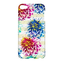 Colorful Dahlias Apple iPod Touch 5 Hardshell Case