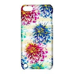 Colorful Dahlias Apple Ipod Touch 5 Hardshell Case With Stand by DanaeStudio