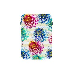 Colorful Dahlias Apple iPad Mini Protective Soft Cases