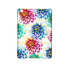 Colorful Dahlias iPad Mini 2 Hardshell Cases