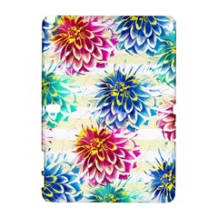 Colorful Dahlias Galaxy Note 1 by DanaeStudio