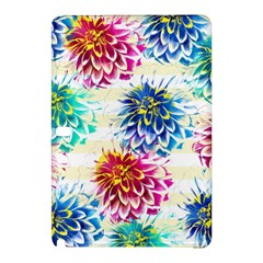 Colorful Dahlias Samsung Galaxy Tab Pro 10.1 Hardshell Case
