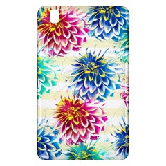 Colorful Dahlias Samsung Galaxy Tab Pro 8.4 Hardshell Case