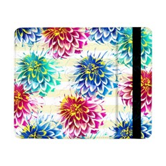 Colorful Dahlias Samsung Galaxy Tab Pro 8.4  Flip Case