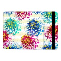 Colorful Dahlias Samsung Galaxy Tab Pro 10.1  Flip Case
