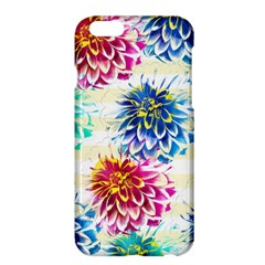 Colorful Dahlias Apple iPhone 6 Plus/6S Plus Hardshell Case