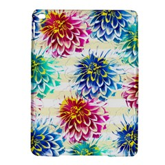 Colorful Dahlias iPad Air 2 Hardshell Cases