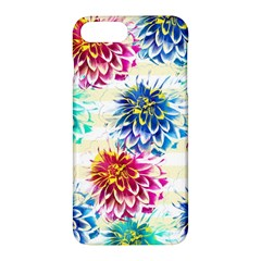Colorful Dahlias Apple iPhone 7 Plus Hardshell Case