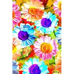 Colorful Daisy Garden 5 5  X 8 5  Notebooks by DanaeStudio