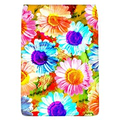 Colorful Daisy Garden Flap Covers (l)  by DanaeStudio