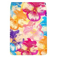 Colorful Pansies Field Flap Covers (S)
