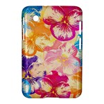 Colorful Pansies Field Samsung Galaxy Tab 2 (7 ) P3100 Hardshell Case