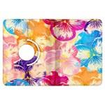 Colorful Pansies Field Kindle Fire HDX Flip 360 Case