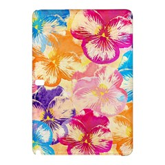 Colorful Pansies Field Samsung Galaxy Tab Pro 10.1 Hardshell Case