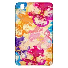 Colorful Pansies Field Samsung Galaxy Tab Pro 8.4 Hardshell Case