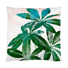Pachira Leaves  Standard Cushion Case (one Side) by DanaeStudio