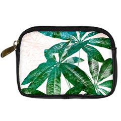 Pachira Leaves  Digital Camera Cases
