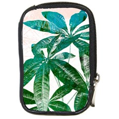 Pachira Leaves  Compact Camera Cases