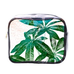 Pachira Leaves  Mini Toiletries Bags