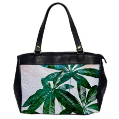Pachira Leaves  Office Handbags