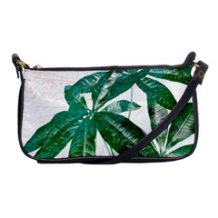 Pachira Leaves  Shoulder Clutch Bags