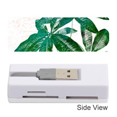 Pachira Leaves  Memory Card Reader (stick)