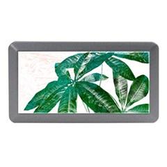 Pachira Leaves  Memory Card Reader (mini)