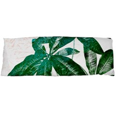 Pachira Leaves  Body Pillow Case (dakimakura)