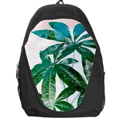 Pachira Leaves  Backpack Bag