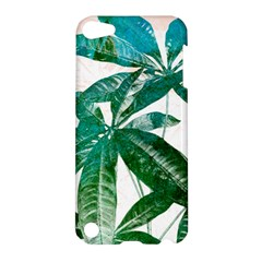 Pachira Leaves  Apple Ipod Touch 5 Hardshell Case