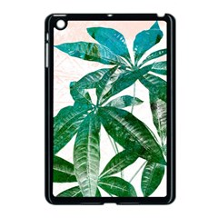 Pachira Leaves  Apple Ipad Mini Case (black)
