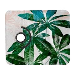 Pachira Leaves  Galaxy S3 (flip/folio) by DanaeStudio