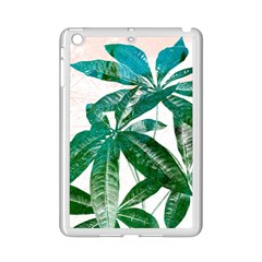 Pachira Leaves  Ipad Mini 2 Enamel Coated Cases by DanaeStudio