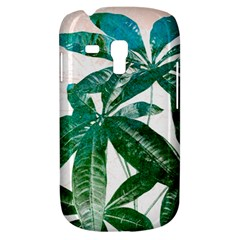 Pachira Leaves  Galaxy S3 Mini by DanaeStudio