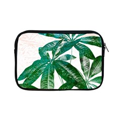 Pachira Leaves  Apple Ipad Mini Zipper Cases
